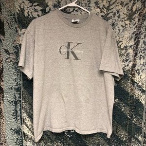 Vintage Calvin Klein USA 90's Single Stitch Tee